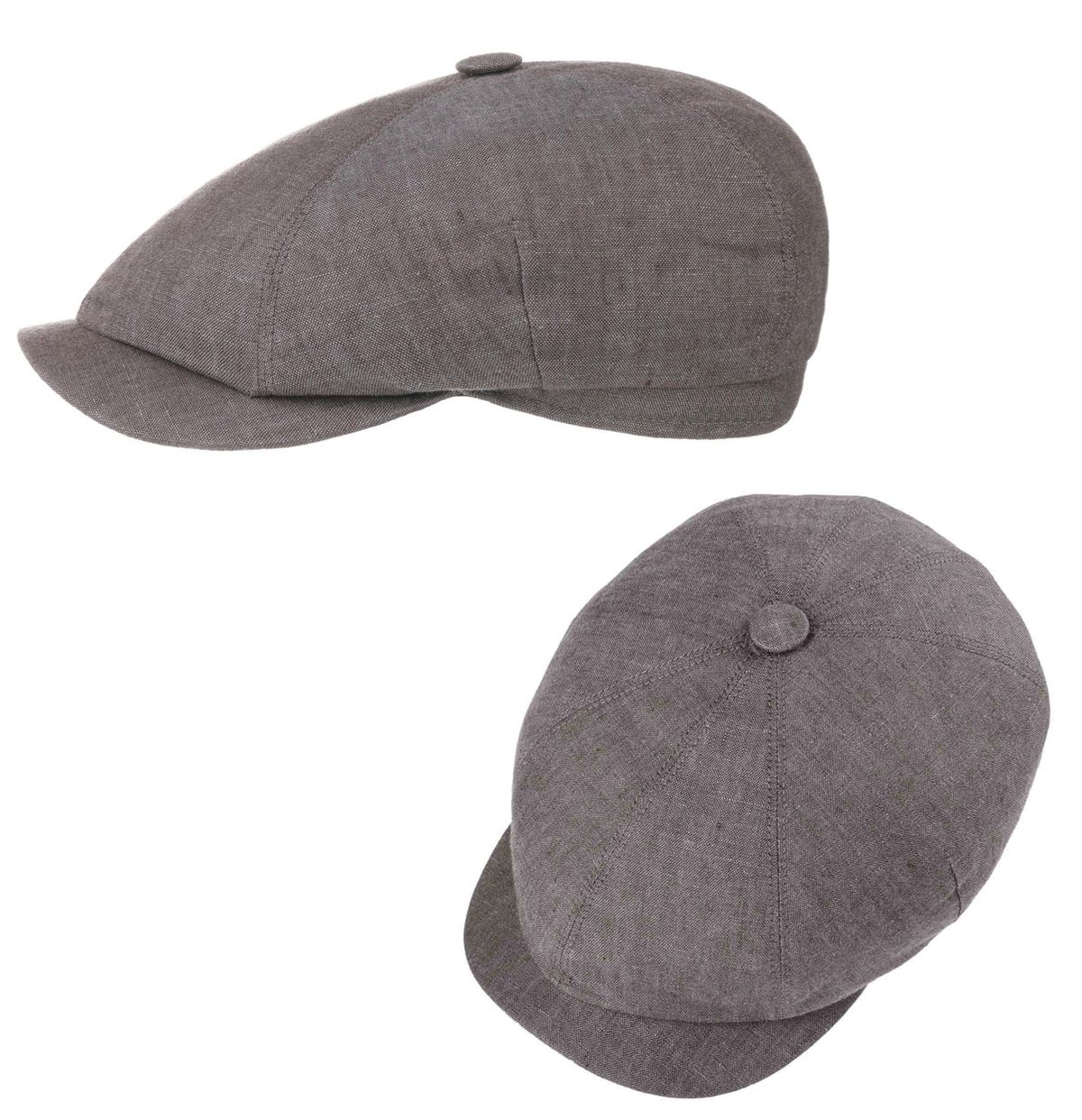 sixpence hat_polyester linen